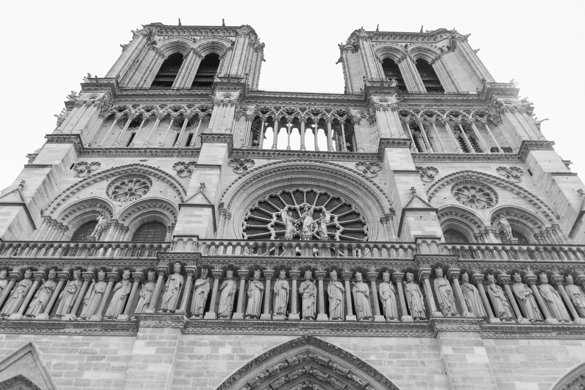Notre Dame De Paris The Gothic Cathedral On Ile La Cite In Was Novels Real Main Protagonist After French Revolution Of 1791 Much